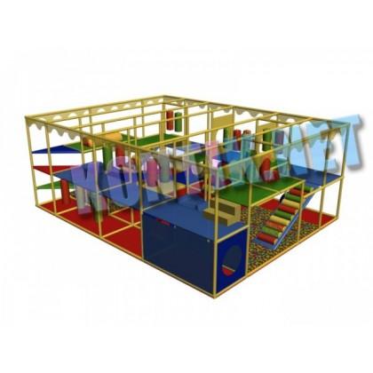 Игровая комната 5 x 6 x 3м