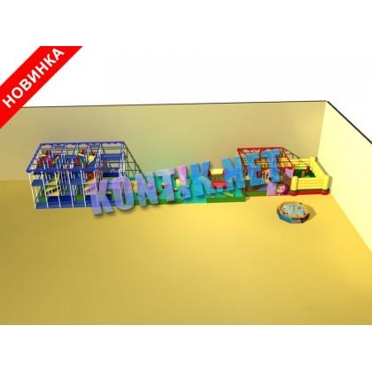 Игровой комплекс 20х50