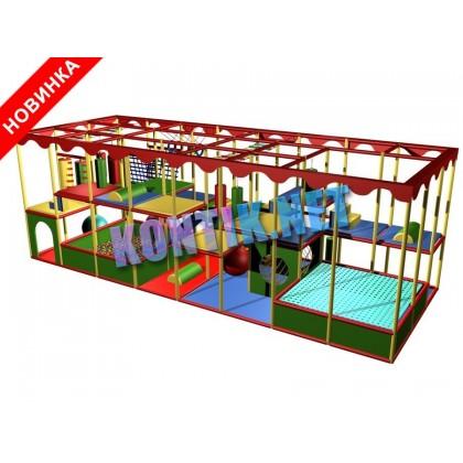 Игровая комната 8х3