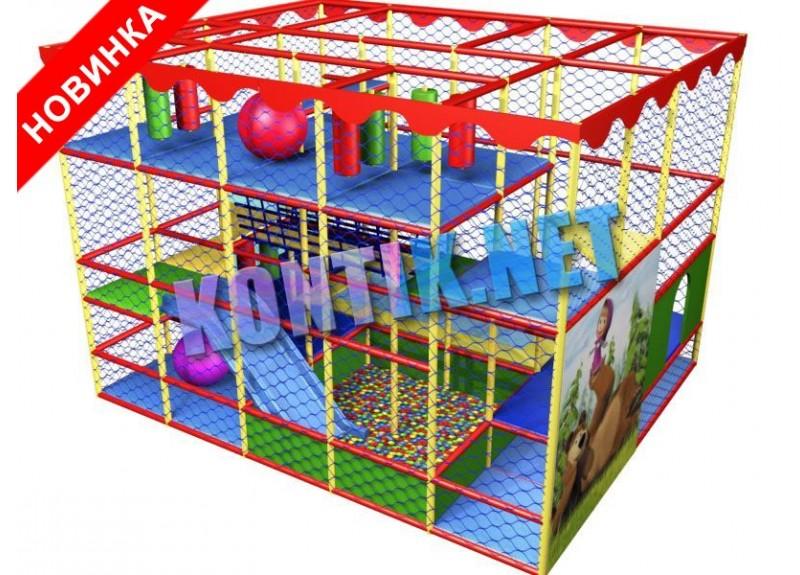 Игровая комната 5х4х3.5