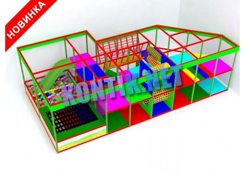 Игровая комната 8х4