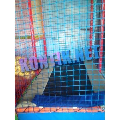 Игровая комната 4х2х3,5 с батутом