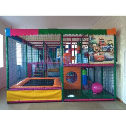 Игровая комната 6х4х3