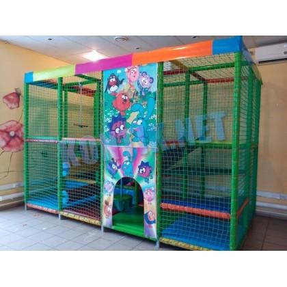 Игровая комната 4х2