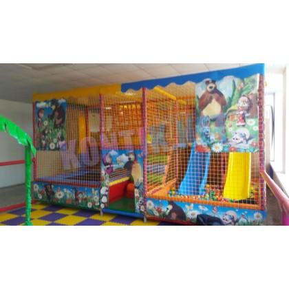 Игровая комната 5x4x3