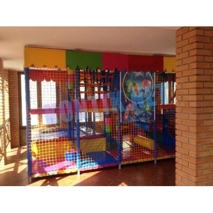 Игровая комната 6х3х2.7
