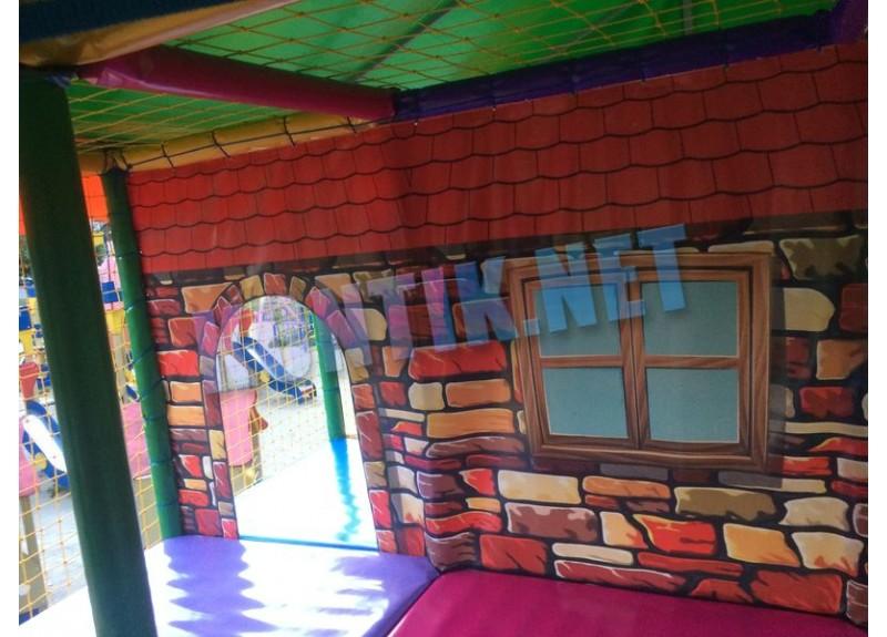 Игровая комната 6x3x4