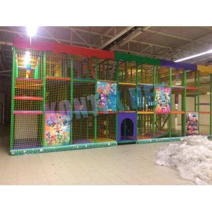 Игровая комната 10x15x4