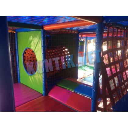 Игровая комната 5х4х4