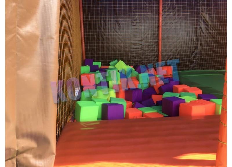 Батутная арена 6x4
